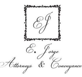 E JORGE ATTORNEYS AN...