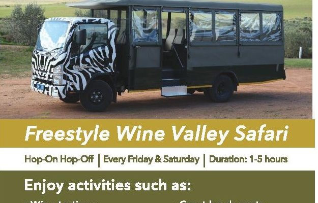 Wine Valley Safari