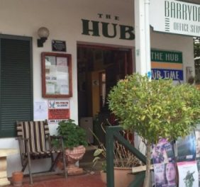THE HUB, BARRYDALE