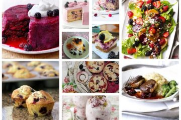 Berry Recipes from the Berry Capital of South Africa