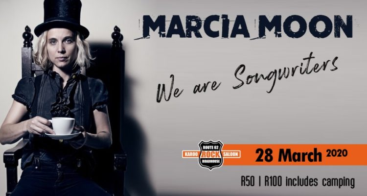 We are Songwriters – Marcia Moon