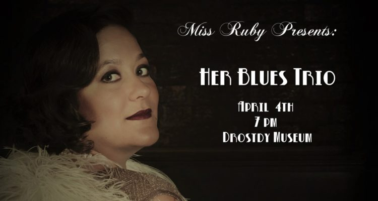 Miss Ruby Presents: Her Blues Trio