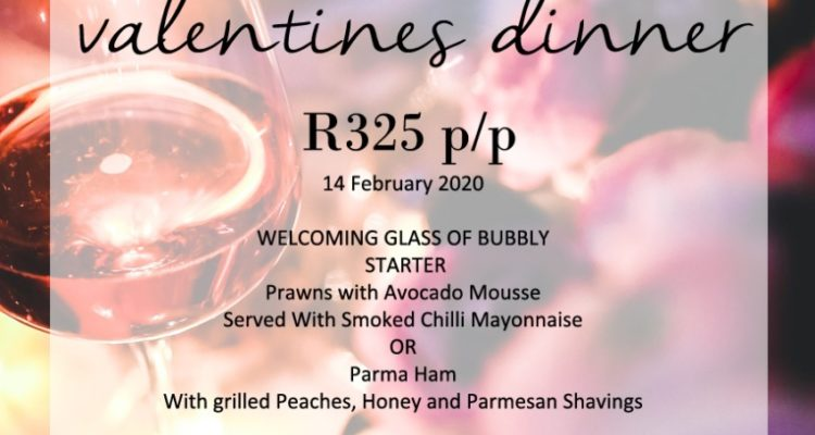 Valentines Dinner at  The Rotterdam Restaurant